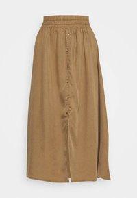 Pieces Petite - LIV SKIRT PETIT - A-line skirt - kangaroo - 3