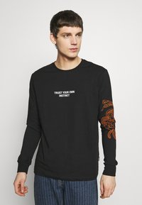 YOURTURN - Långärmad tröja - black - 0