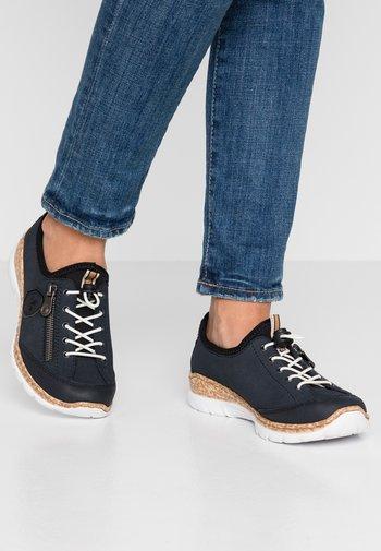 Slippers - blue