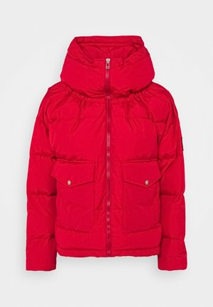 CROMER JACKET - Down jacket - belstaff red