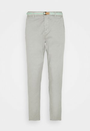 SLIM - Broek - light grey