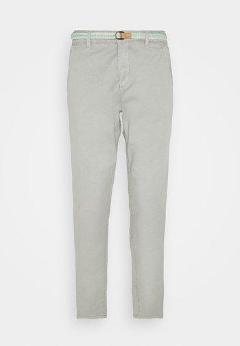 SLIM - Trousers - light grey