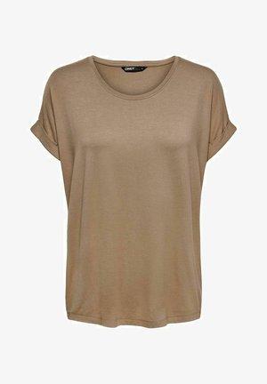 Camiseta básica - brownie