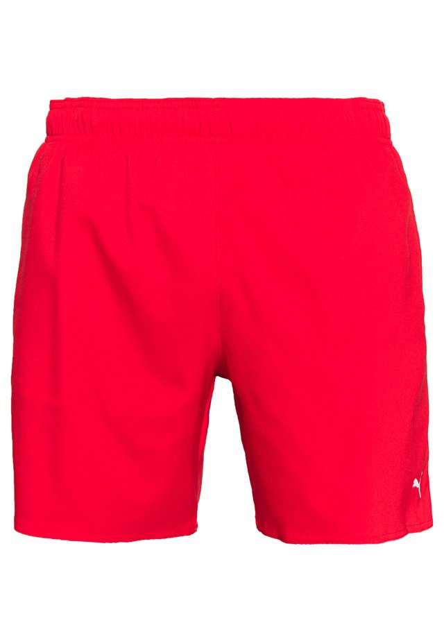 SWIM MEN MEDIUM - Badeshorts - red