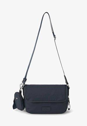 BEATRICE  - Across body bag - dark blue
