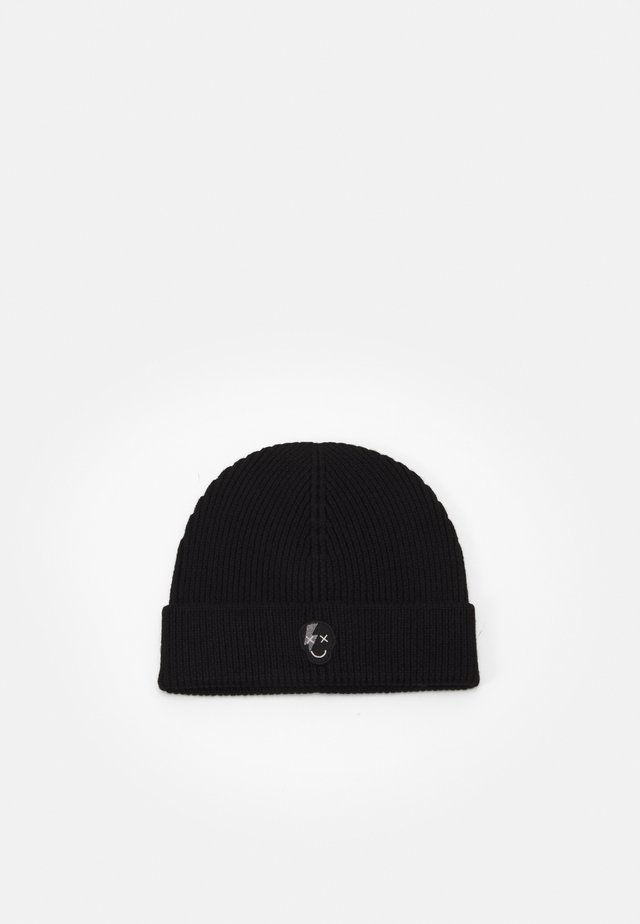 UNISEX - Bonnet - black