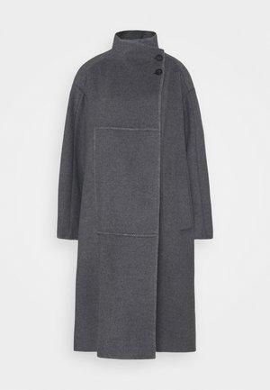 CLASSIC MELTON BLANKET COAT - Classic coat - grey