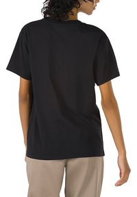 Vans - WM VANS MADE WITH LIBERTY FABRIC TEE - Print T-shirt - (liberty fabric) black - 1