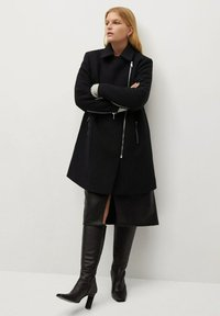 Violeta by Mango - ELECTRIC - Winter coat - zwart - 4