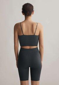 OYSHO - Collants - dark grey - 3