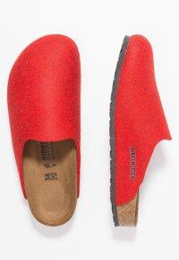 Birkenstock - AMSTERDAM - Domácí obuv - red - 3