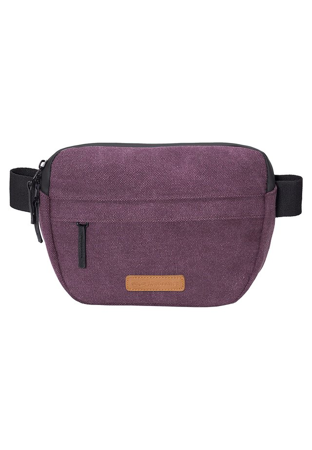 JACOB  - Bum bag - bordeaux [44-6619]