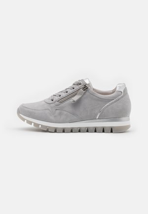 Trainers - light grey/silber