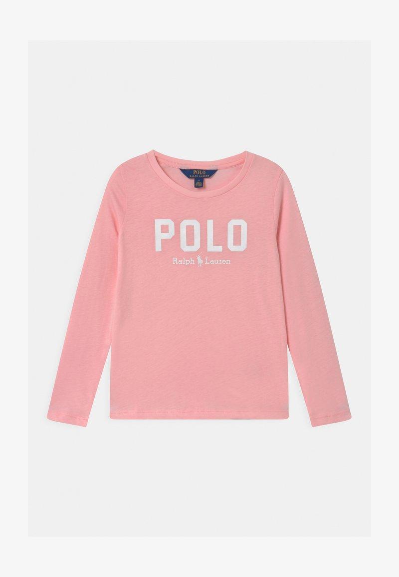 Polo Ralph Lauren - ICON - Top sdlouhým rukávem - powder pink