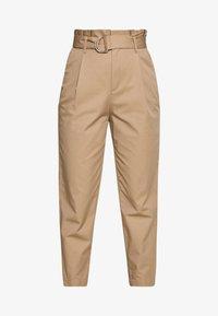 PANTS - Kalhoty - vintage beige