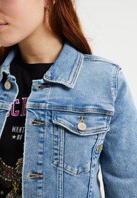 WE Fashion - Denim jacket - light blue - 2