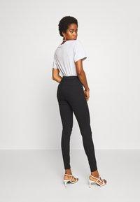 Topshop - JONI  - Jeans Skinny Fit - black - 2