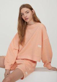 PULL&BEAR - Sweater - orange - 3