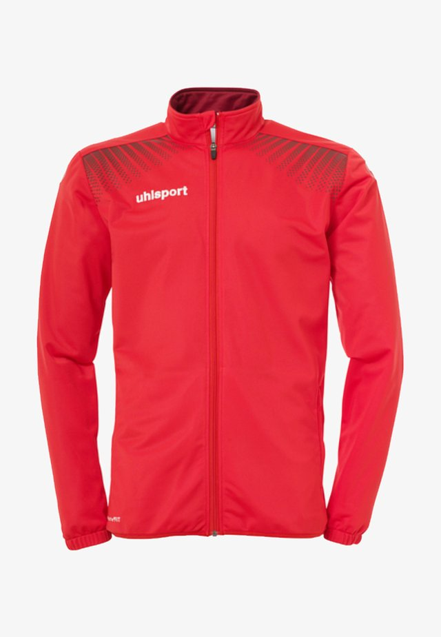 Training jacket - red/burgundy