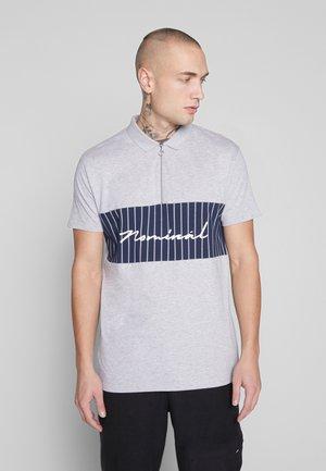 CONRAD - Poloshirt - heather grey