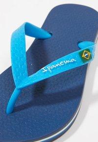 Ipanema - CLAS BRASIL II KIDS - Boty do bazénu - blue - 2