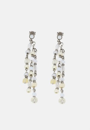 PETIT GLAMOUR DAFRIQUE - Earrings - white