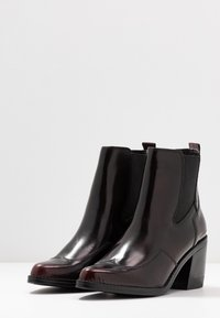 G-Star - TACOMA - Ankle boots - dark bordeaux - 4