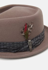 Brixton - STOUT PORK PIE UNISEX - Hat - pine bark - 3