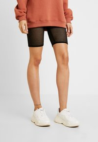 Nly by Nelly - BIKE - Shorts - black - 0