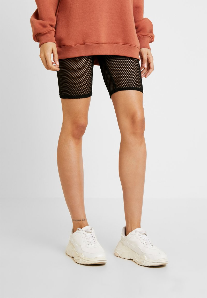 Nly by Nelly - BIKE - Shorts - black