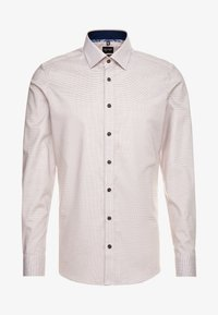 OLYMP - OLYMP LEVEL 5 BODY FIT  - Overhemd - nougat - 4
