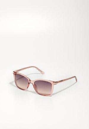 Sunglasses - crystal blush