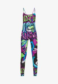 Jaded London - SQUARE NECK CATSUIT - Jumpsuit - multi-coloured - 5