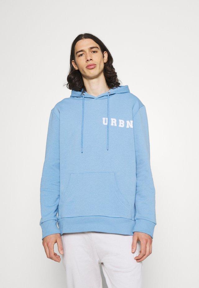 HOODIE UNISEX - Felpa - blue