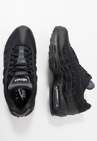 Nike Sportswear - AIR MAX - Trainers - black/anthracite/white - 1