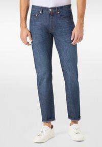 Pierre Cardin - Straight leg jeans - blue stone - 0
