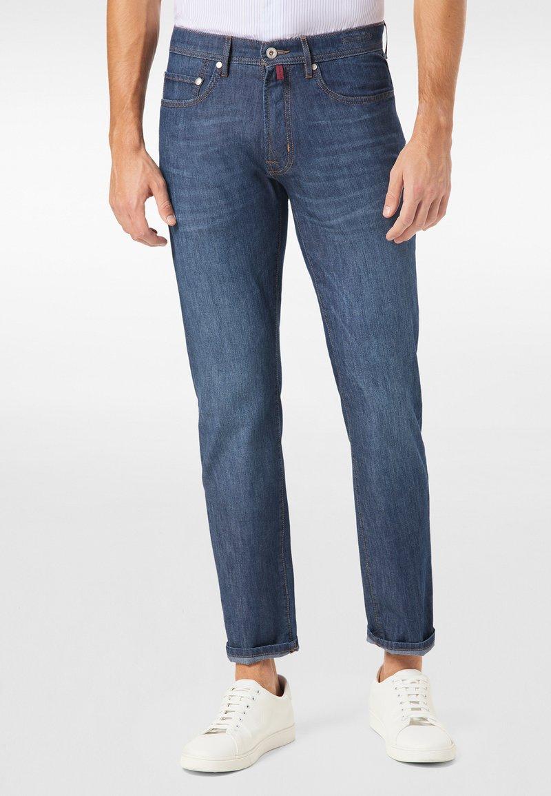 Pierre Cardin - Straight leg jeans - blue stone