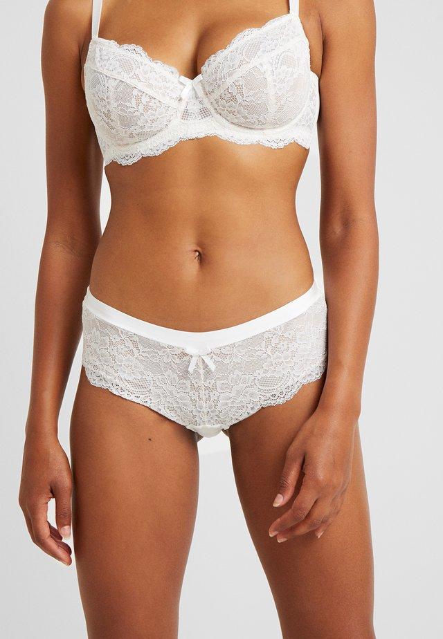 PHOEBE HIPSTER - Panties - ivory