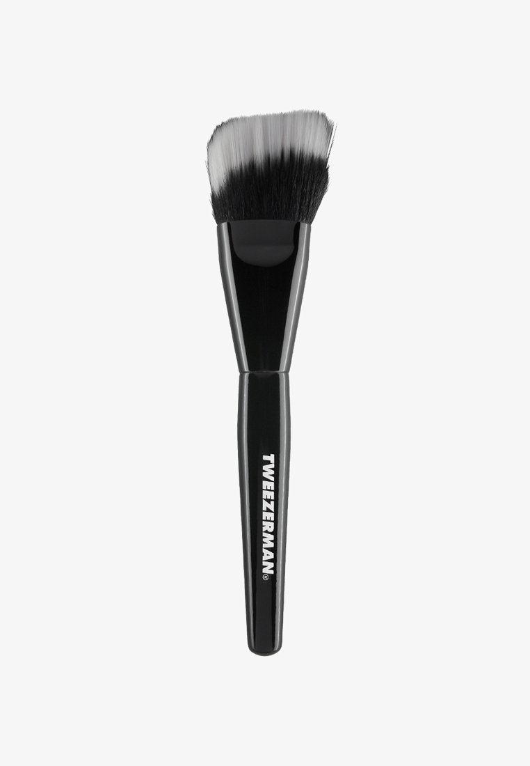 Tweezerman - FINISHING CONTOUR BRUSH - Makeup brush - neutral