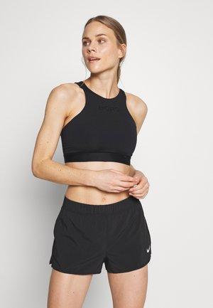 SOLID SUTTON  - Sports bra - black beauty