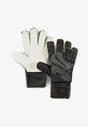Goalkeeping gloves -  black-asphalt