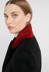 Lauren Ralph Lauren - BLEND PLAPEL - Cappotto classico - black - 4