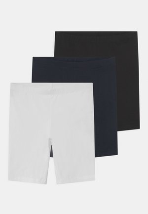 NKFVIVIAN 3 PACK - Shorts - bright white