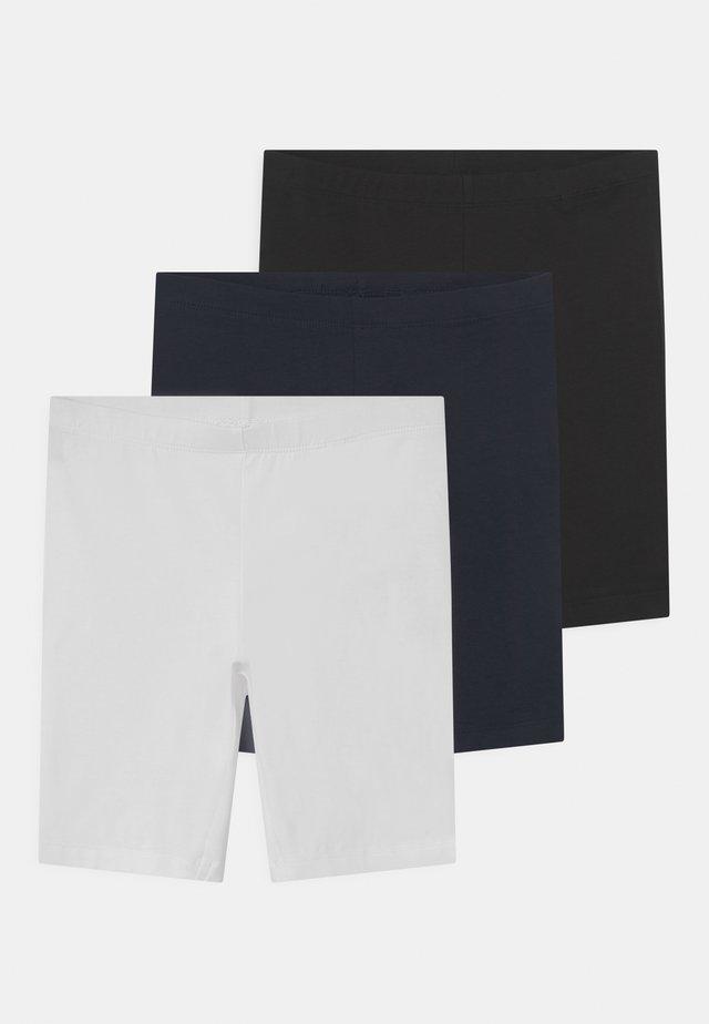 NKFVIVIAN 3 PACK - Shorts - bright white