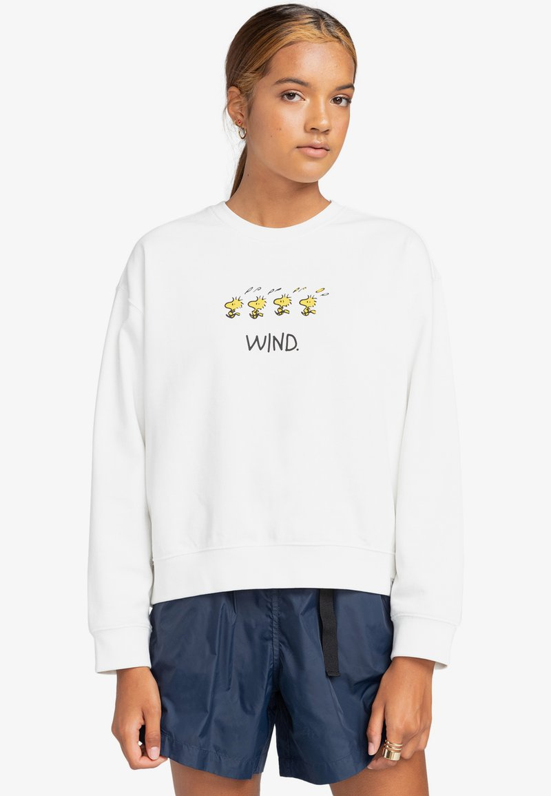 Element - PEANUTS - Sweatshirt - off white