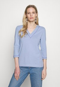 edc by Esprit - NEPPY - Long sleeved top - grey blue - 0