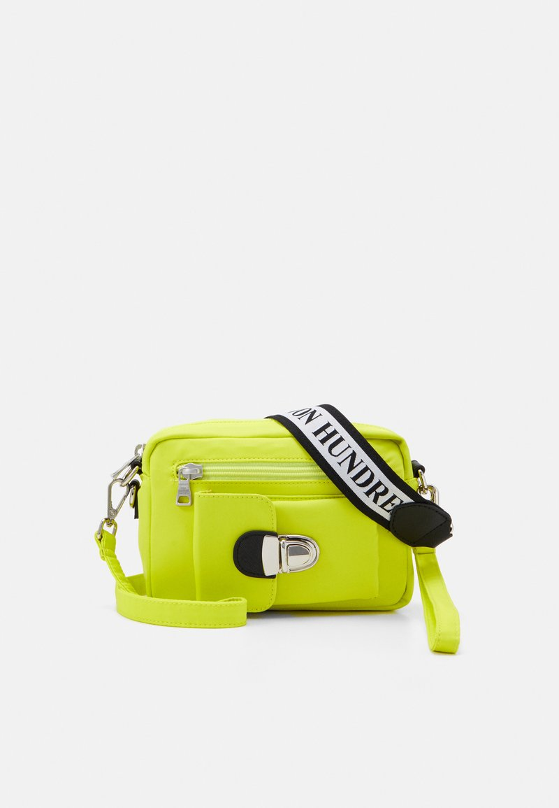 Won Hundred - ATHEN  - Borsa a tracolla - yellow