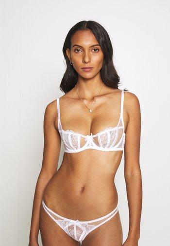 ROZLYN BRA - Kaarituelliset rintaliivit - white
