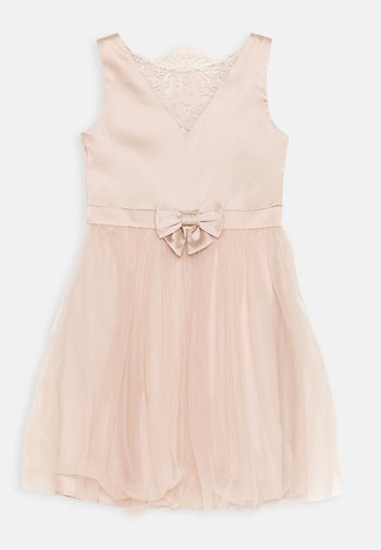 KELLY DRESS - Cocktail dress / Party dress - champagne