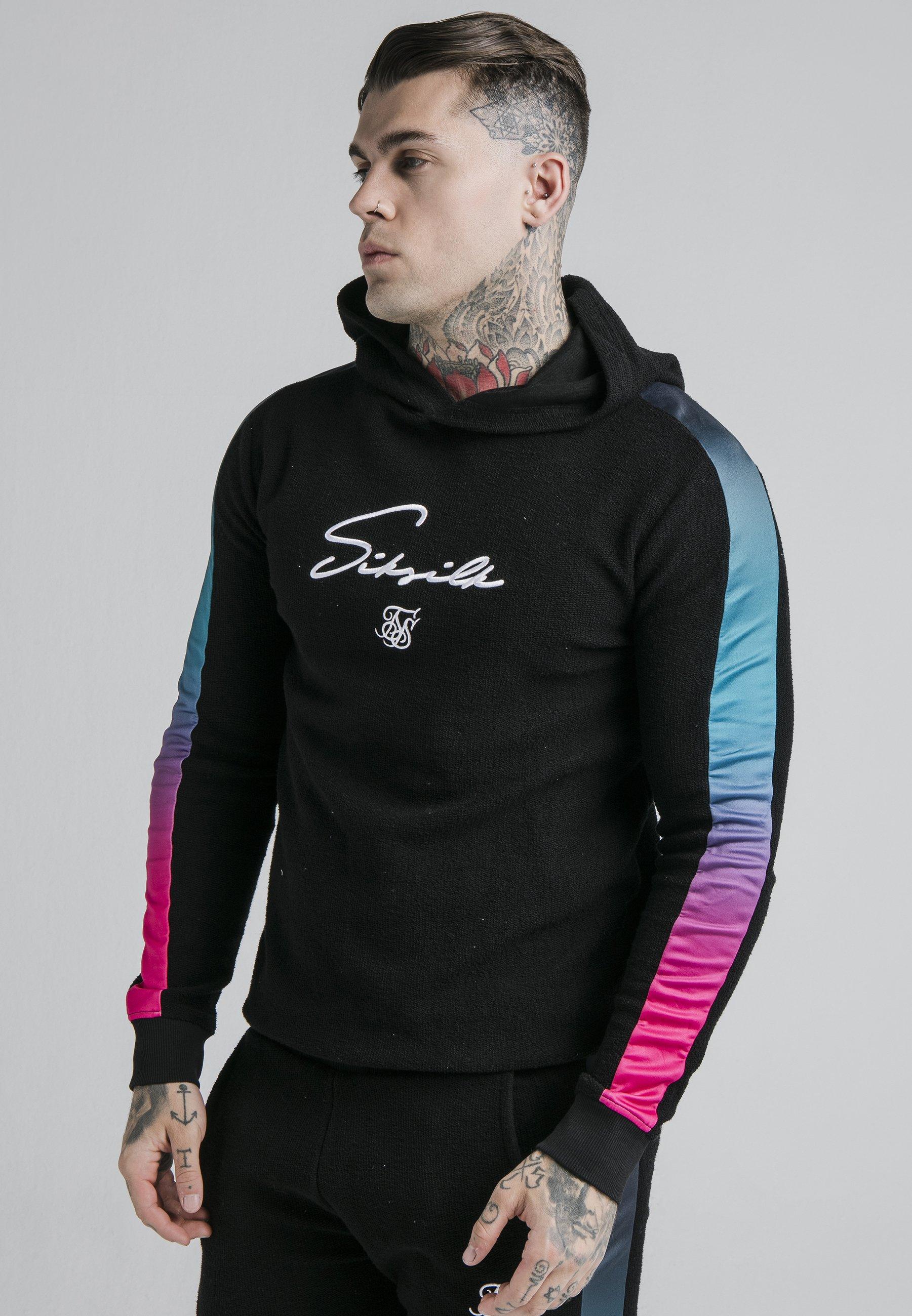 Men OVERHEAD LOOP BACK FADE HOODIE - Sweatshirt